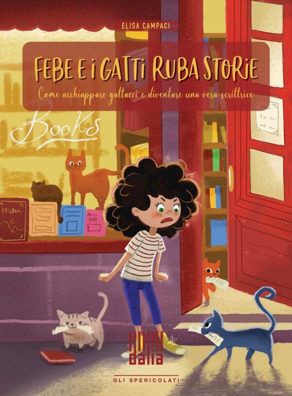 Febe e i gatti ruba storie