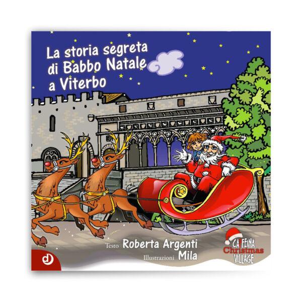 La storia segreta di Babbo Natale a Viterbo